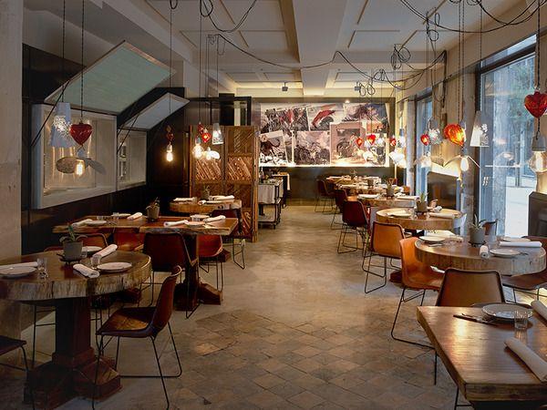 #Oaxaca en #Barcelona #cuinamexicana es el nuevo #restaurante a cargo del #chef #JoanBagur que después de #15años en #México ofrece una propuesta de #gastronomía #tradicional #evolutiva