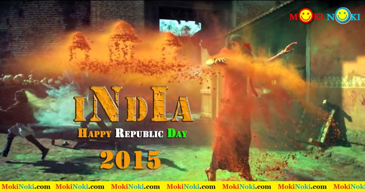 Indian Republic Day 2015 Greeting 2