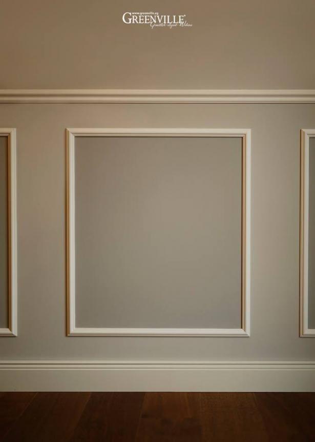 halbhohe Vertfelung im Esszimmer  das wirkt super gut  Wohnen in 2019  Frames on wall