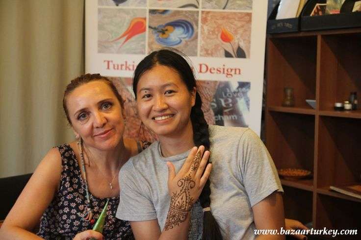 Henna - Kina for Weddings in istanbul  - Turkish - American Marriage in Istanbul - May 2016