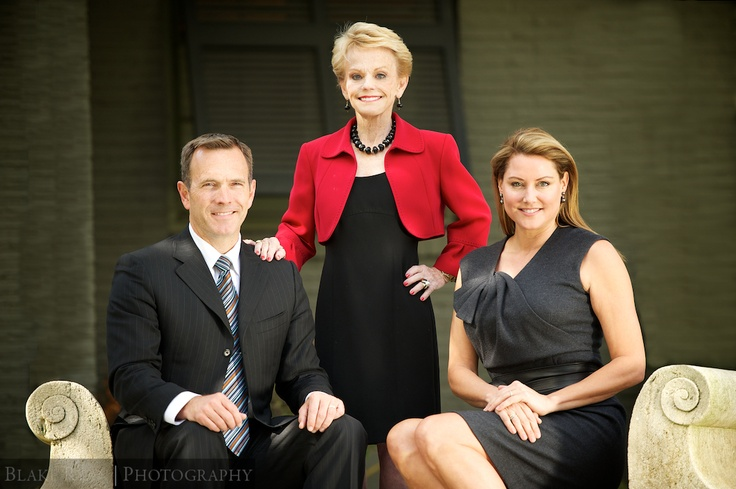 Commercial Headshots - Ellen Terry of Ellen Terry Realtors and Team