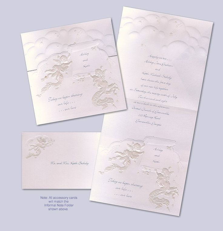 marriage invitation card in hindi language%0A Wedding Invitation with Angel What do you think  I like these    More