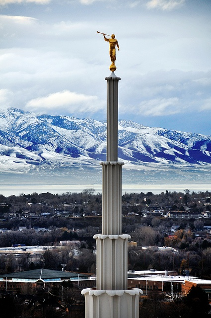 to go to there. Provo. Beautiful. My home away from home.