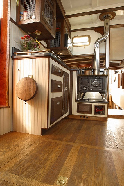 62 best boat kitchens images on pinterest   sailboat interior