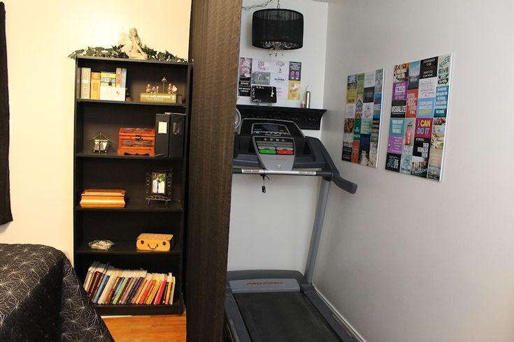 Small Desk Nook