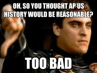 Should I take AP U.S. History?