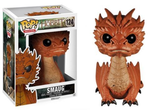 "Funko POP! Movies - Hobbit 3 Smaug 6"" Vinyl Figure"