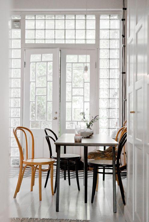 1000 ideas about glass block windows on pinterest glass - Glass block windows in living room ...