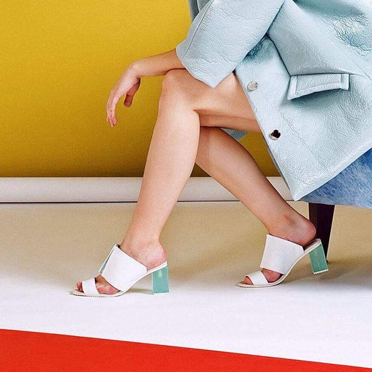 Прозрачные каблуки из моей коллекции невесомость. Босоножки с прозрачными каблуками.