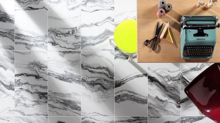 41zero42 II Open Collection II Marble Porcelain Tile