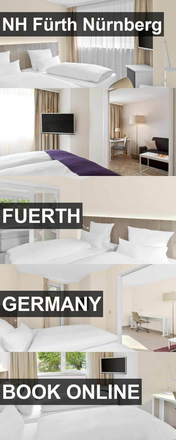 Hotel NH Fürth Nürnberg in Fuerth, Germany. For more information, photos, reviews and best prices please follow the link. #Germany #Fuerth #NHFürthNürnberg #hotel #travel #vacation