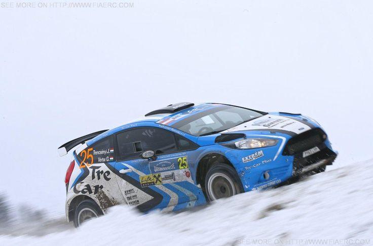 ERC Jänner Rallye 2015