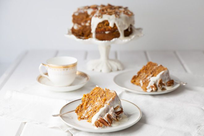 Finally. A fantastic carrot cake, passed down from mum to daughter, to boast about. Up to now, a family secret, here's the recipe and why it's so amazing.