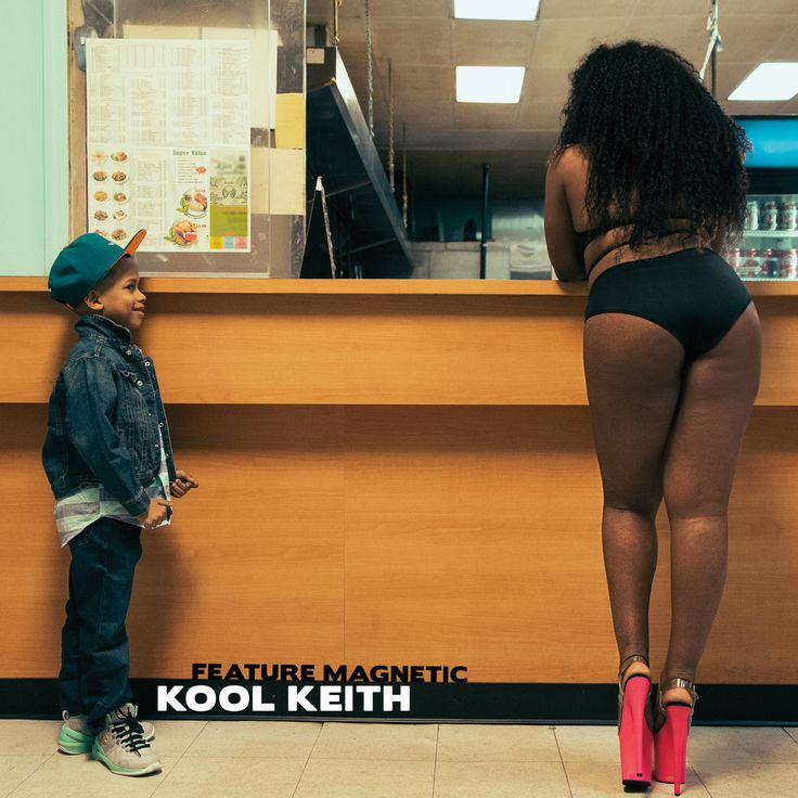 Kool Keith - Feature Magnetic [1200x1200]
