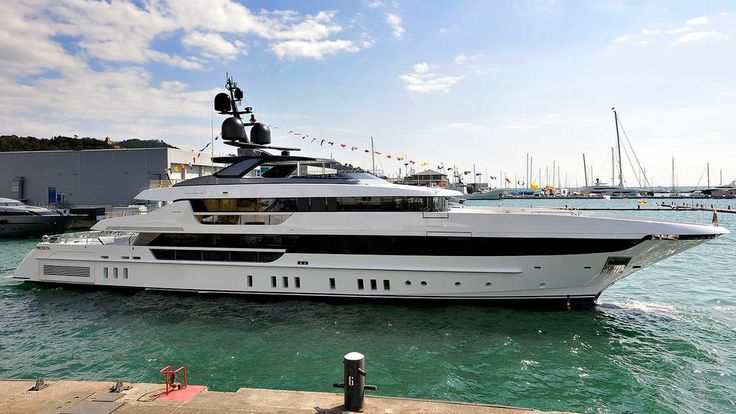 Superyacht 52Steel Hull #2 Launched and named KD — Yacht Charter & Superyacht News