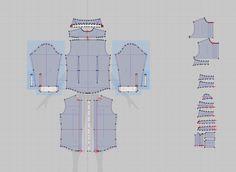 ArtStation - Pants & Shirt - marvelous designer 5 , Ihor Dmytrenko