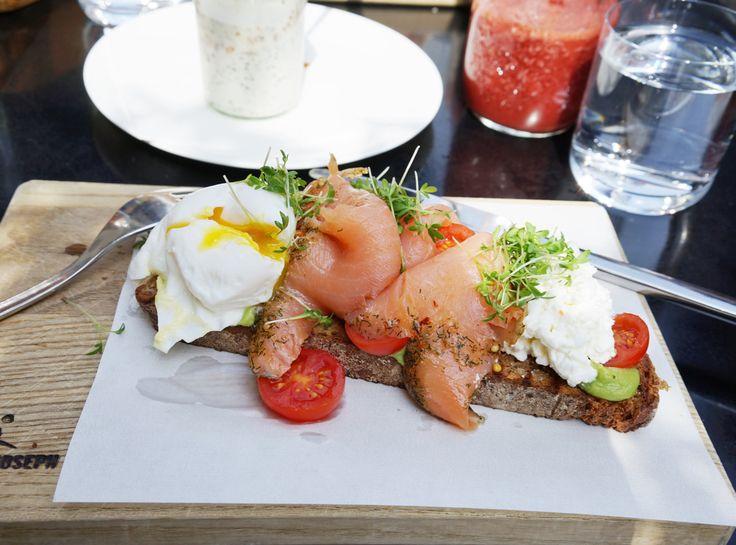 Joseph Bistro Vienna Breakfast #vienna #austria #restaurant