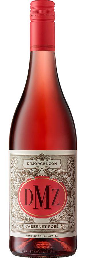 2013 De Morgenzon Cabernet Sauvignon Rose Dmz by De Morgenzon