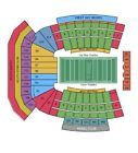 Ole Miss Rebels Football vs Alabama Crimson Tide Tickets 09/17/16 (University)