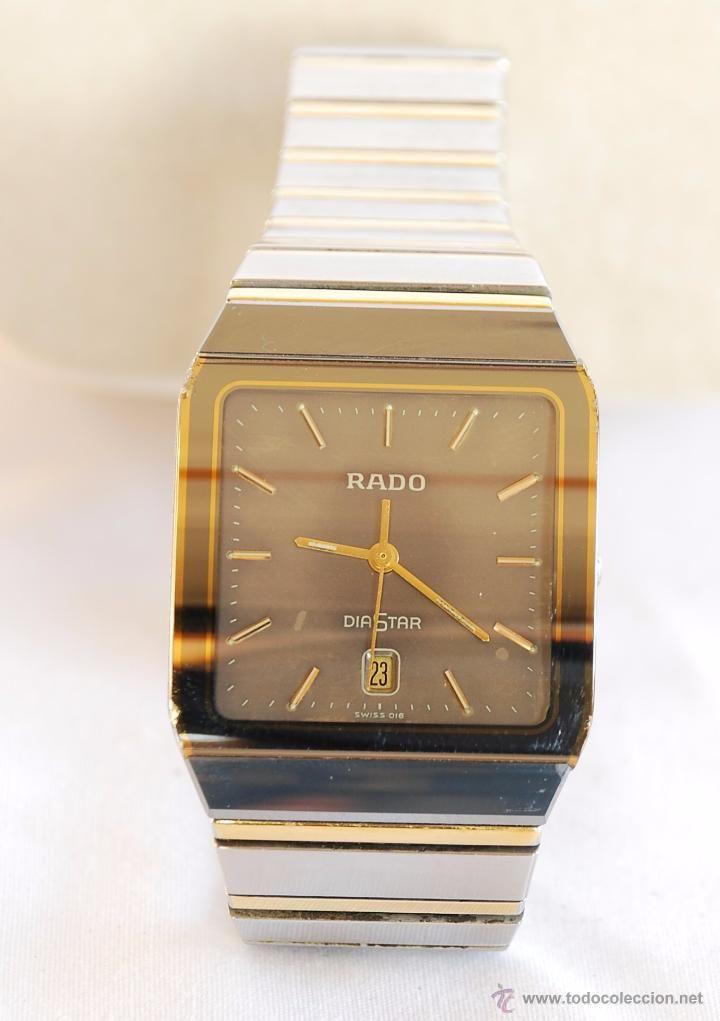 Reloj Rado Diastar año 1993 Quartz   COLECCION RELOJES ...