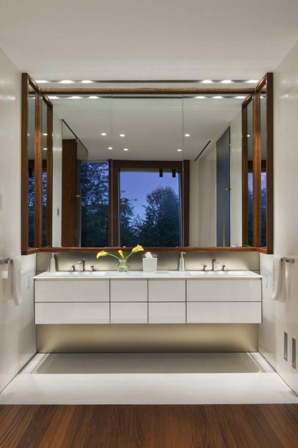 Modern Bathroom Idea from Luxury House Design Ideas with Amazing Exterior Innovation by Blaze Makoid Architecture 600x901 Luxury House Design Ideas with Amazing Exterior Innovation by Blaze Makoid Architecture
