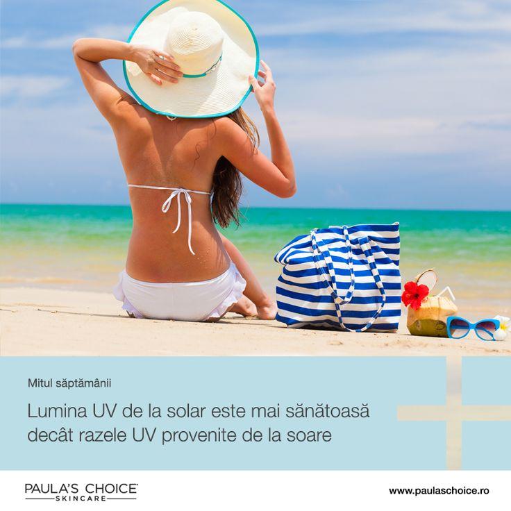 Lumina UV emisă de razele neonului din solar este compusă în principal din radiații UVA, întrucât acestea sunt razele care determină apariția bronzului. Deși razele UVB sunt cele care produc arsuri, cele UVA sunt mai periculoase și mutagenice, ceea ce înseamnă că distrug sau alterează ADN-ul celular, producând celule anormale. De asemenea, razele UVA pentreaza mai adânc pielea decât cele UVB, astfel încât daunele sunt mai profunde.