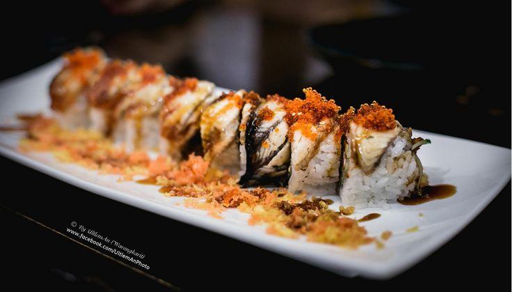 Японская / суши вечеринка