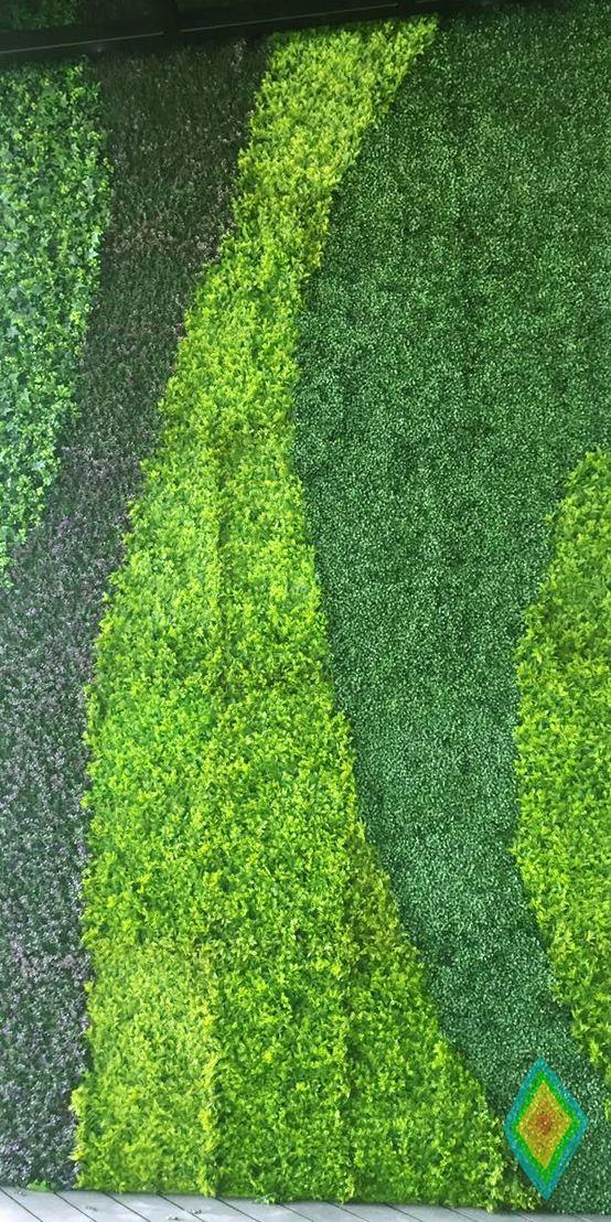 17 mejores ideas sobre jardin vertical artificial en for Jardines verticales historia