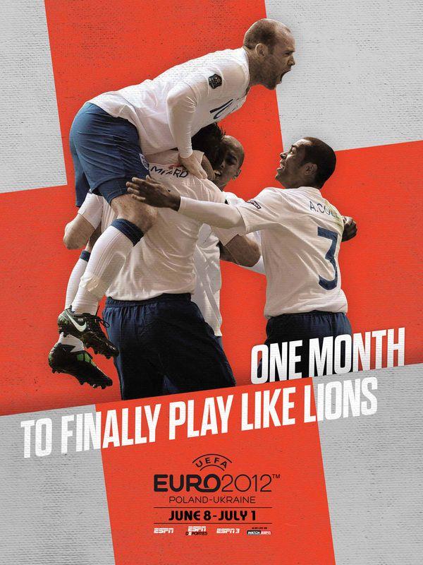 #Euro2012 #England #ESPN