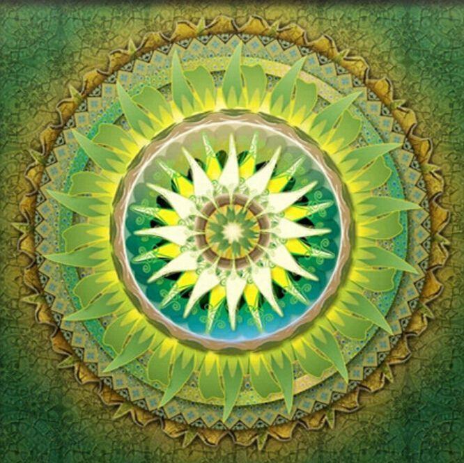 Universe Meditation  needlework full square drill diamond painting cross stitch Diamond embroidery mosaic 12 Mandala Series zs2