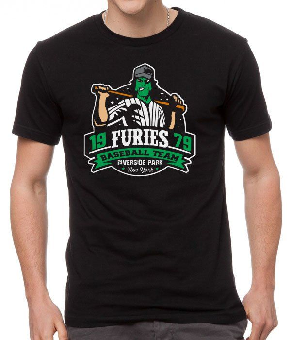 Gift+For+Men+The+Furies+Black+T-Shirt