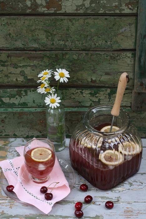 Racconti per immagini :: La limonata alle ciliegie