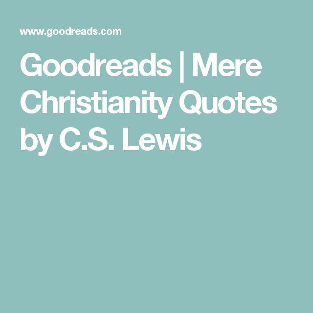 an analysis of mere christianity the deep pensive by cs lewis