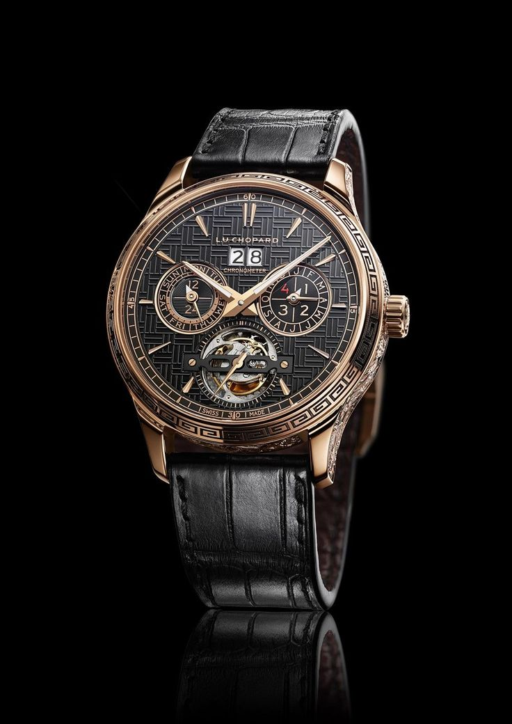 L.U.C Perpetual T-Spirit of the Chinese Zodiac : une montre unique #men'sjewelry