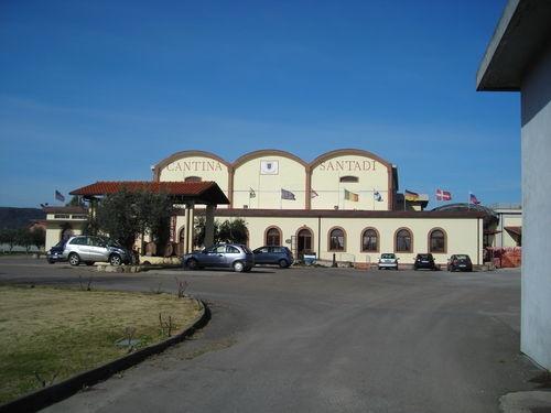 Cantina di Santadi - wine cellar near Santadi