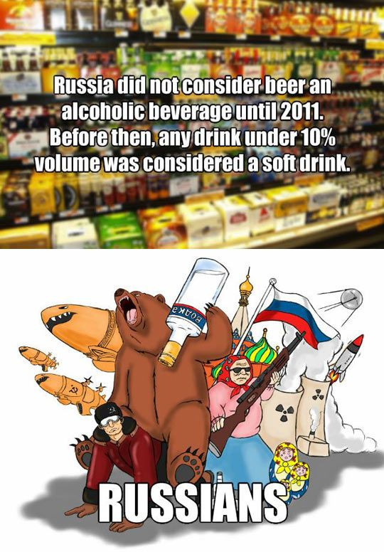 Russian logic // funny pictures - funny photos - funny images - funny pics - funny quotes - #lol #humor #funnypictures