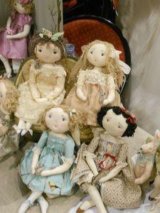 french cloth dolls