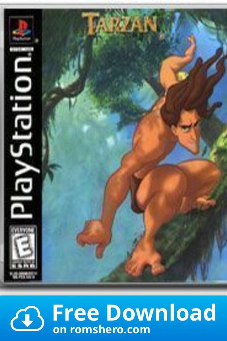 Download Disney S Tarzan Scus 94456 Playstation Psx Ps1 Isos