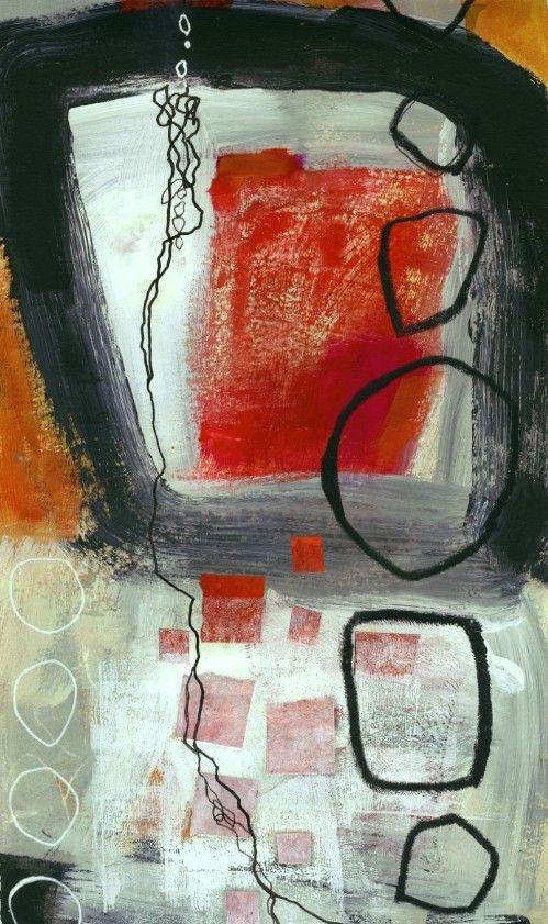 collage journeys: Extreme Composition  Jane Davies
