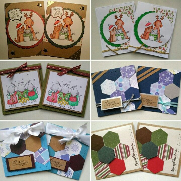 Make Christmas no stress! Get organised early with my Christmas card packs - you choose the design.