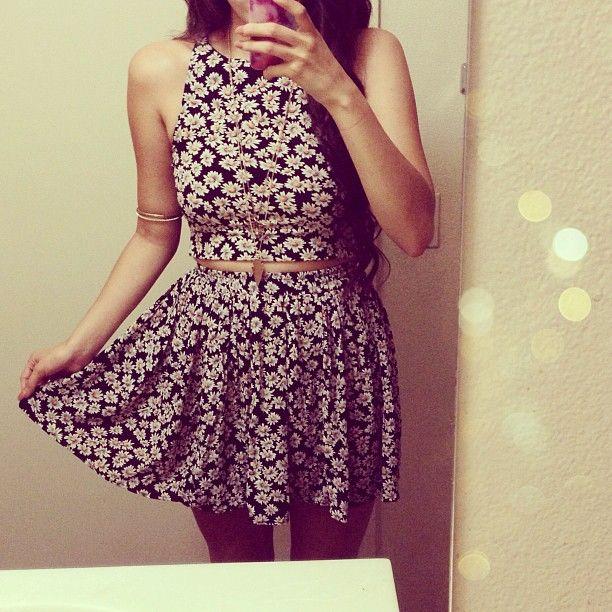 daisy dress.