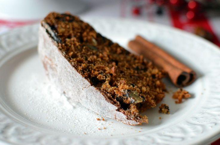 Ciasto daktylowo-orzechowe