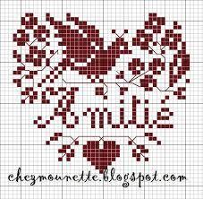Tournicoton Coeur de Brodeuse - Buscar con Google
