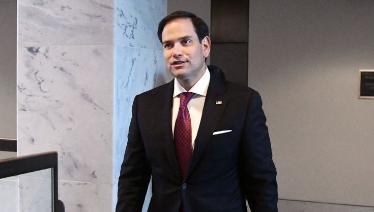 Marco Rubio Still Rock-Hard Days After Being Publicly Humiliated On National Stage