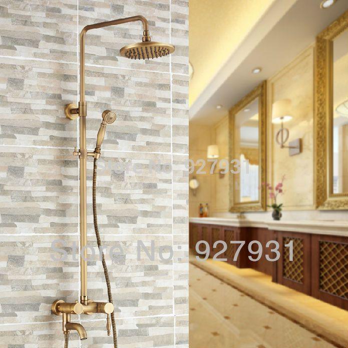 trouver plus bain douche robinets informations sur en gros et au dtail mural mitigeur bain - Douche Avec Tuyau Apparent