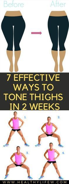 HOW TO TONE THIGH IN 2 WEEKS- find out in this amazing article Nianna Cobb – Baby hacks