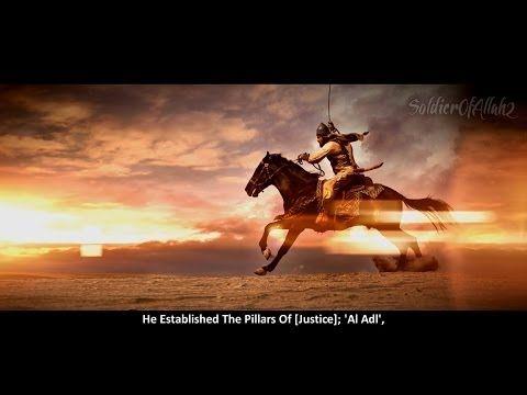 Umar Ibn Khattab RA - YouTube