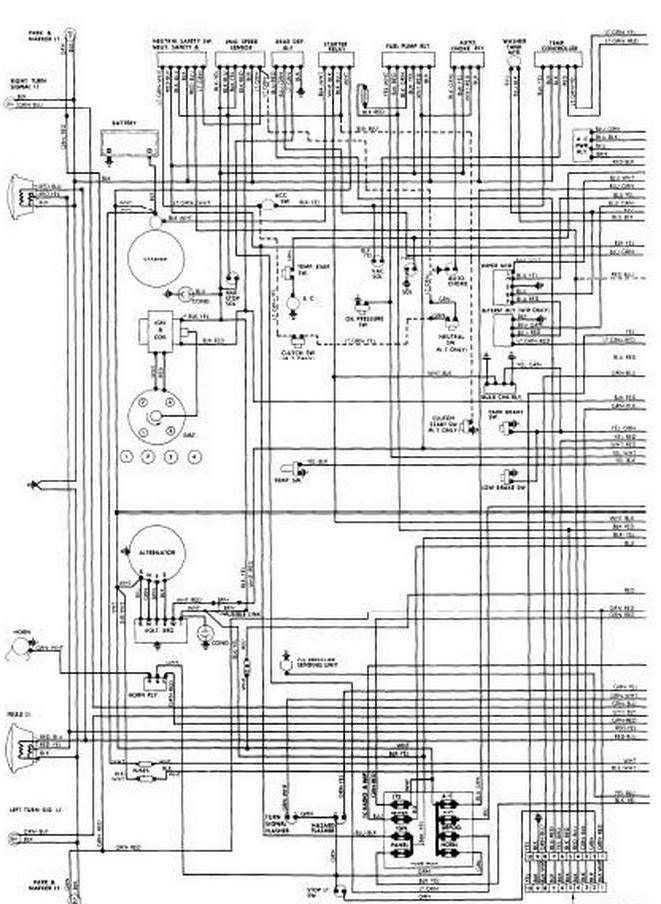 Car Audio 2 Amp Wiring Diagram Schaltplan Dodge Ford Ranger