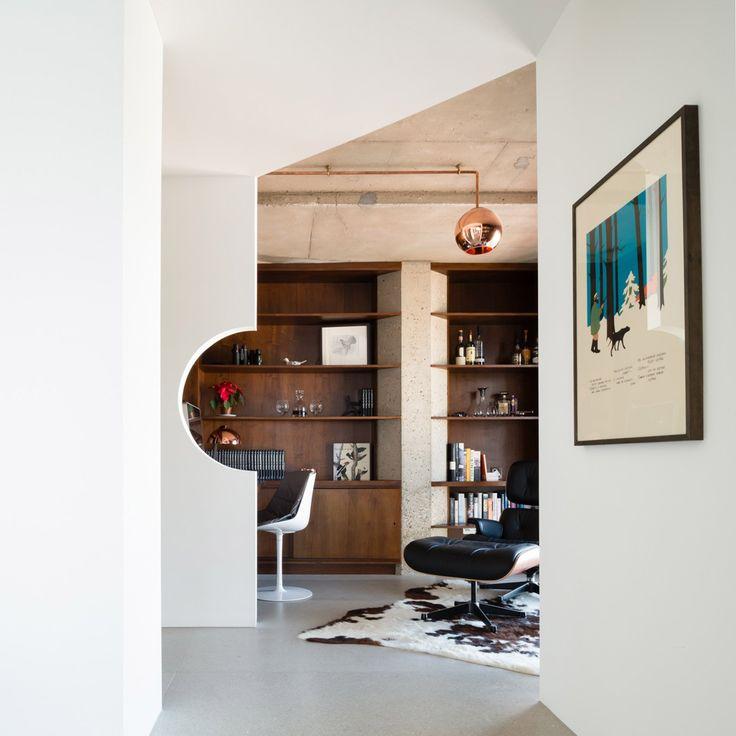 Dezeen Pinterest roundups: Home offices