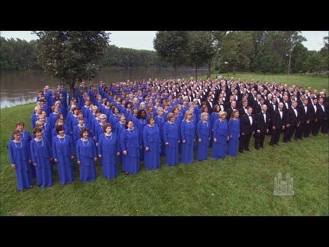 "This version of ""Amazing Grace"" by the Mormon Tabernacle Choir is absolutely beautiful 